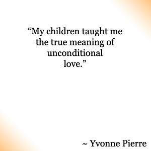 Parenting unconditional love