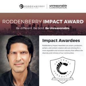 Roddenberry Foundation Impact Award